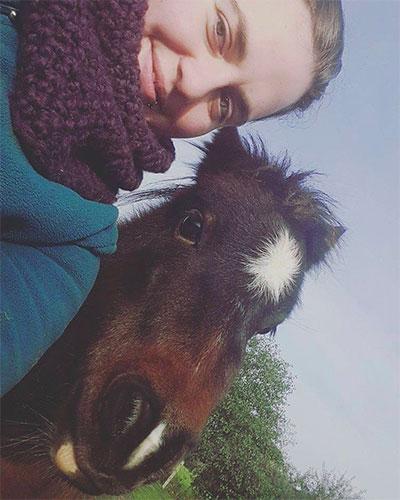 Wenn Pferde lächeln können